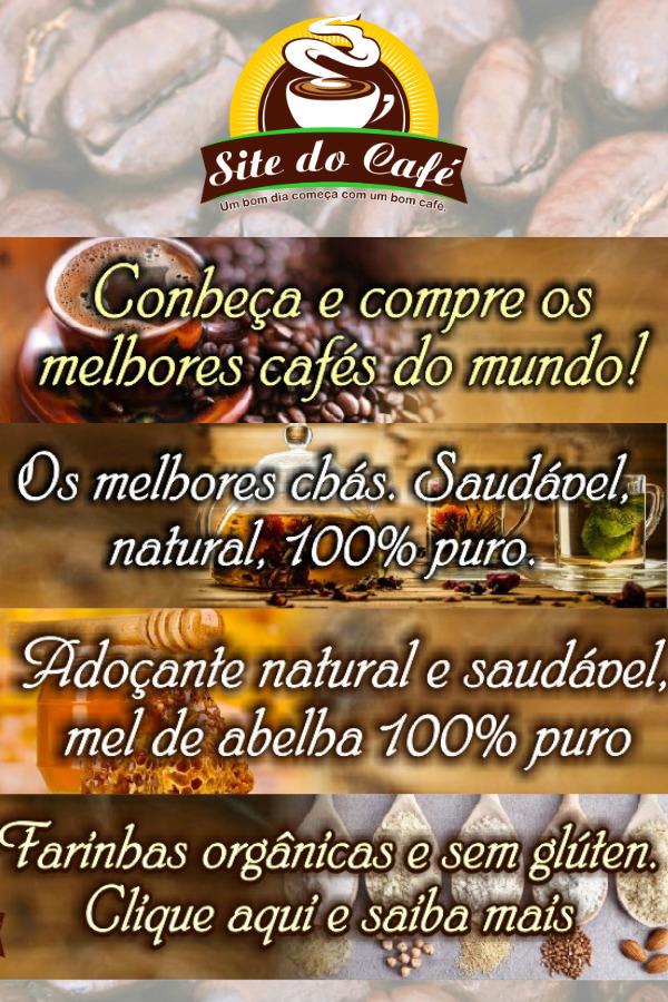 site do café